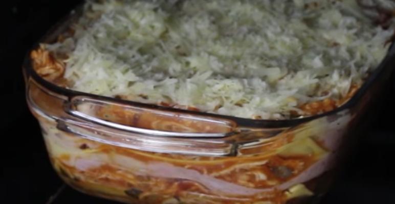 Lasanha de Frango Delícia (Fácil de fazer)