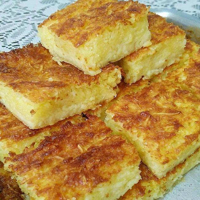 Bolo de Mandioca cremoso: Receita super fácil e deliciosa!