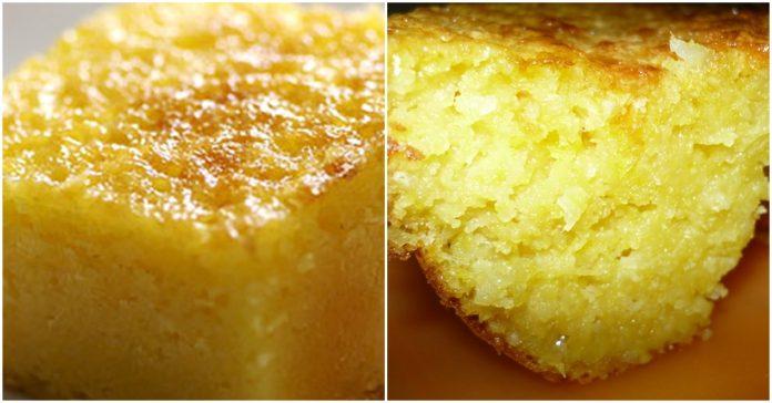 Bolo de Milho Cremoso (Receita fácil e deliciosa)
