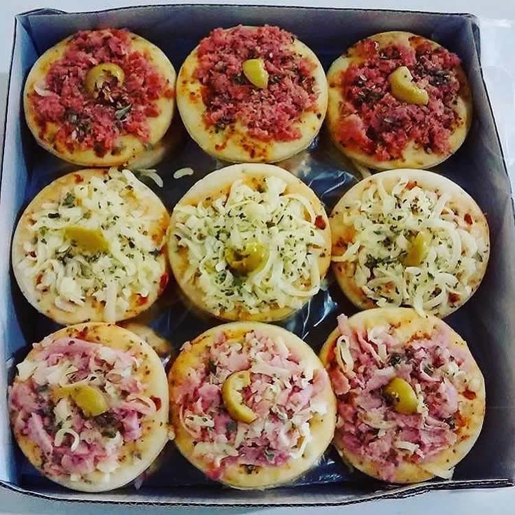 Mini Pizza fácil: Receita econômica e saborosa!