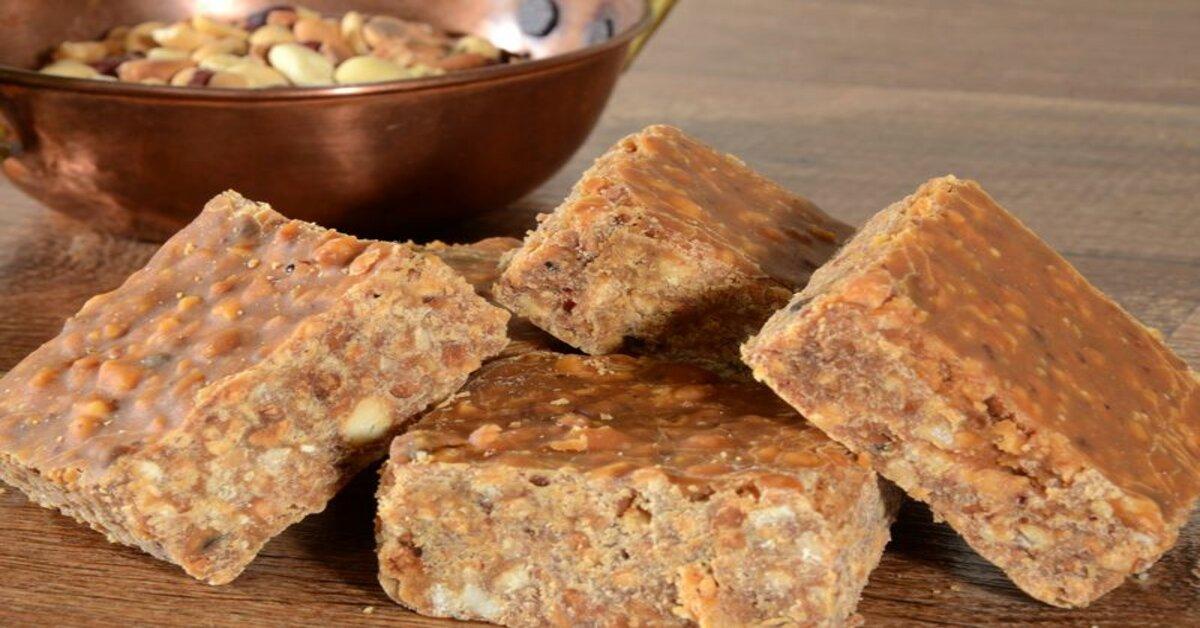 Pé de Moleque com Amendoim moído (Receita fácil e deliciosa)