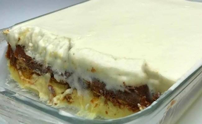 Creme Marido gelado: Opção de sobremesa deliciosa!