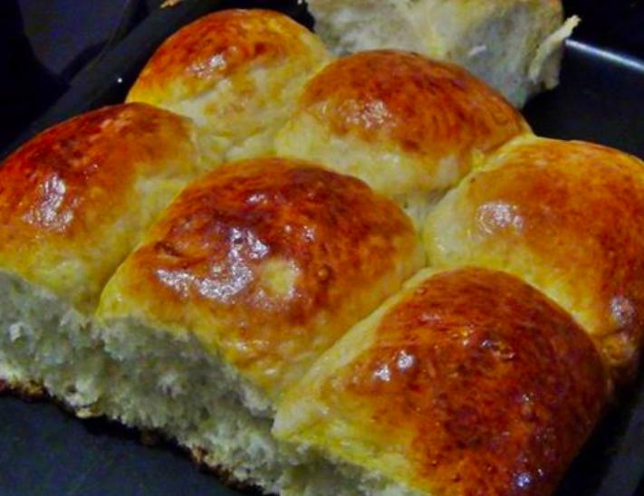 Pão de Batata Caseiro fácil (Receita maravilhosa)