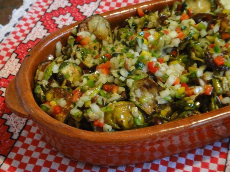 Salada de Jiló deliciosa: Receita fácil de fazer!