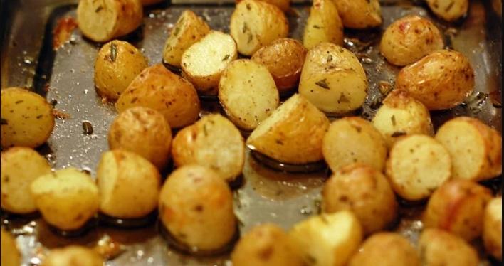 Batata de forno maravilhosa: Receita prática!