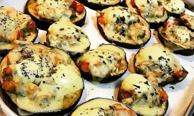 Berinjelas de forno Crocante: Receita fácil e deliciosa!