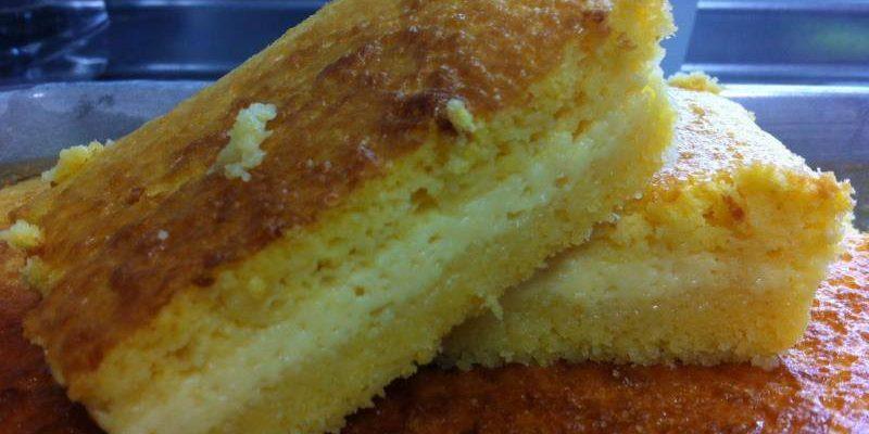 Bolo de Milho cremoso com Queijo: Receita fácil e deliciosa!