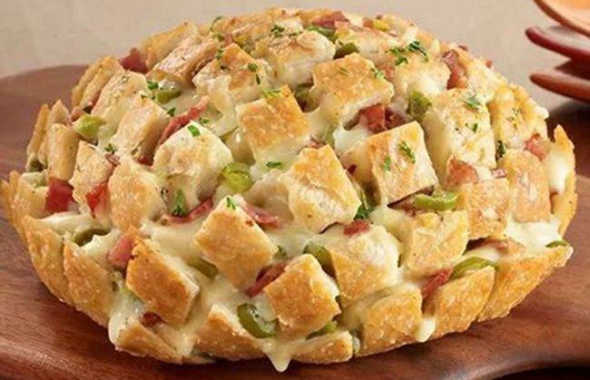 Pão Italiano de Alho com Bacon: Receita prática e deliciosa!