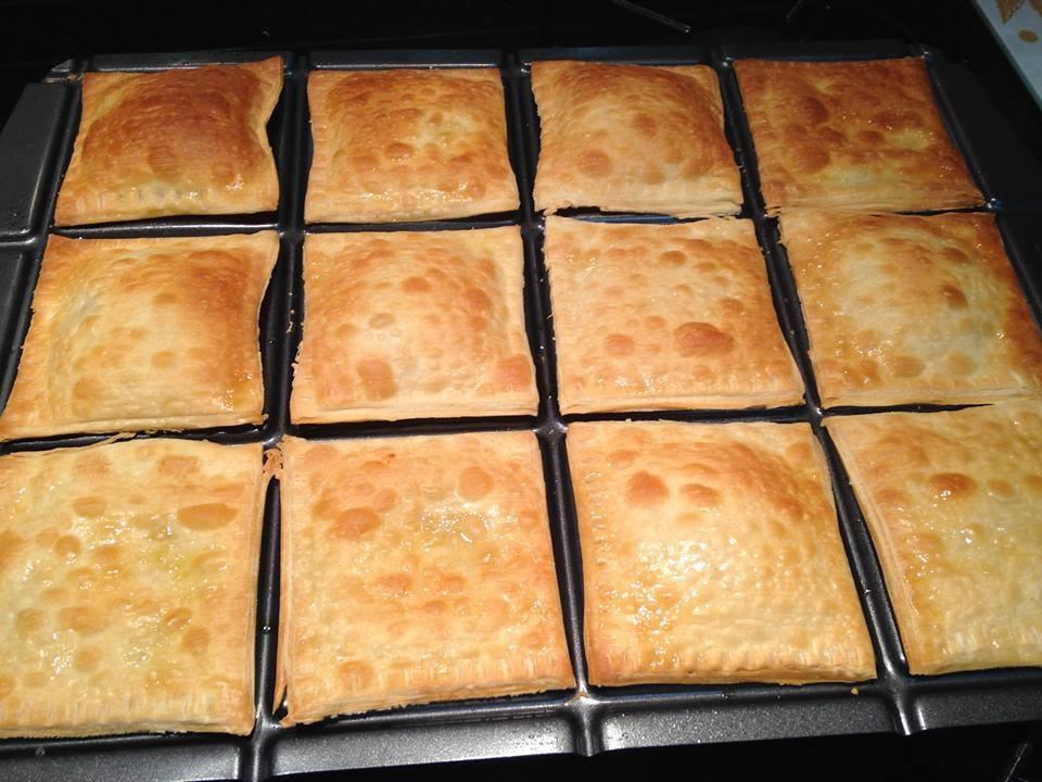 Pastel Assado com cara de Frito: Receita fácil de preparar!