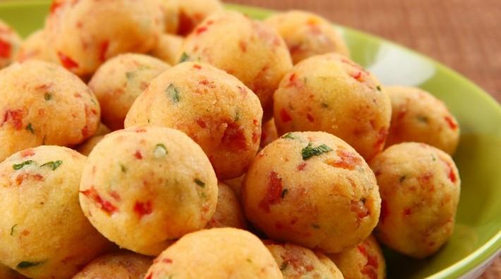 Bolinho de Batata: Sugestão de petisco fácil e saboroso!