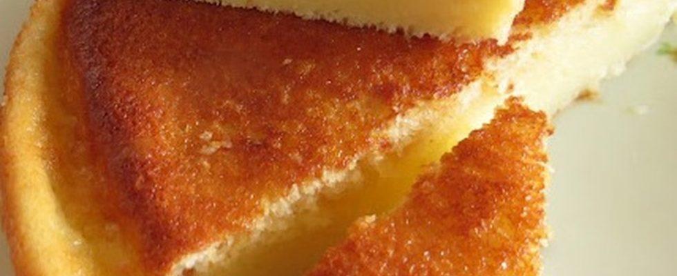 Bolo Caçarola Italiana com Queijo: Receita fácil e deliciosa!