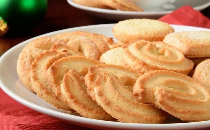 Biscoitinhos amanteigados com Limão (Receita maravilhosa)
