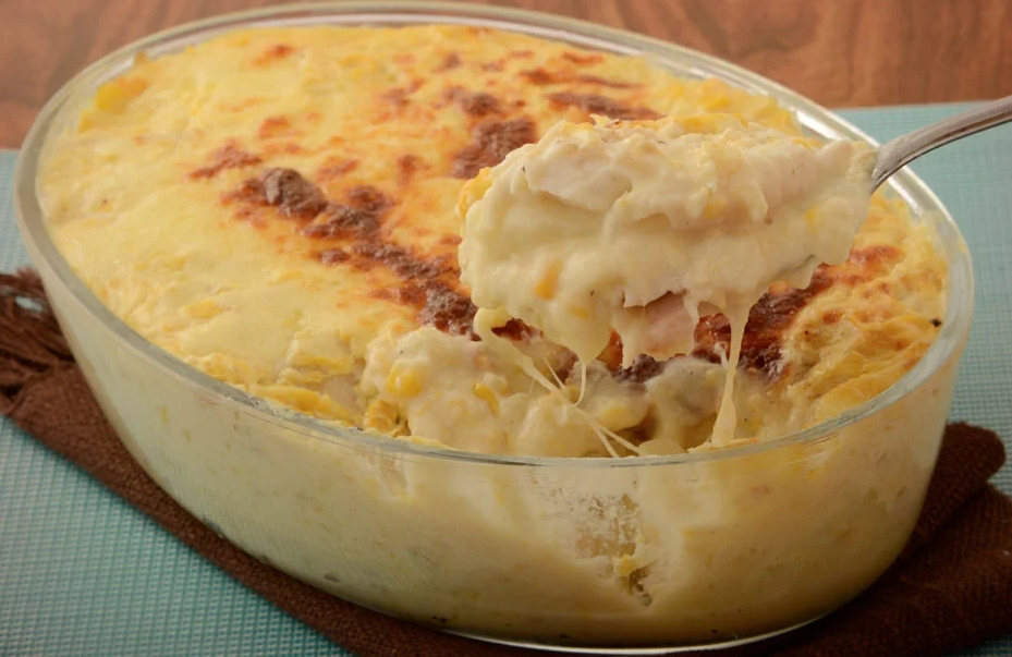 Merluza com Creme de Milho: Receita prática e saborosa!