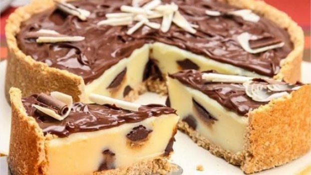 Torta Trufada de leite em pó: Sugestão de sobremesa maravilhosa!