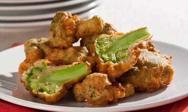 Brócolis empanado: Receita simples e deliciosa!