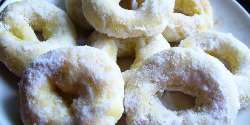 Rosquinhas de Pinga (Receita simples e deliciosa)