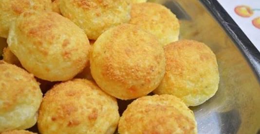 Pãozinho de tapioca: Receita simples e deliciosa!