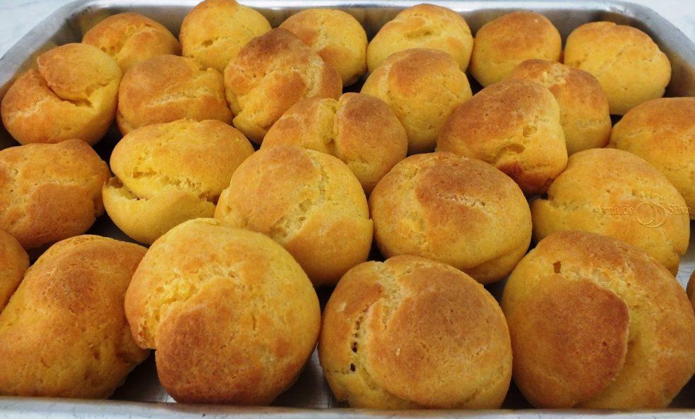 Broinhas de Fubá: Receita maravilhosa para o café da manhã!