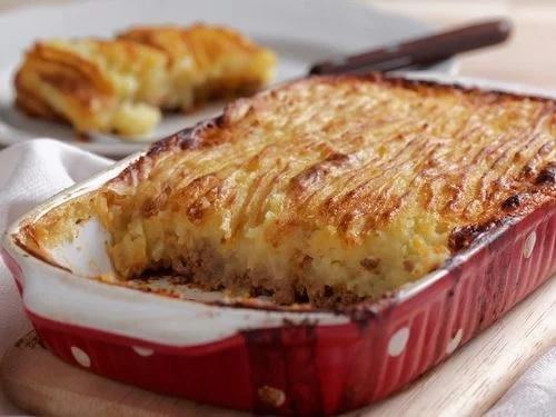 Torta de Batata com Carne Moída: Receita fácil e deliciosa!