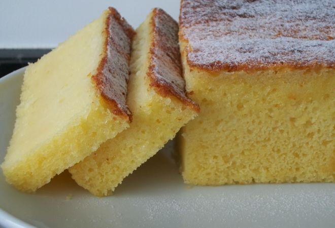 Bolo queijadinha simples (Receita maravilhosa)