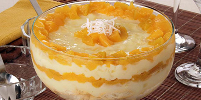 Pavê de Abacaxi maravilhoso: Sugestão para a sobremesa!