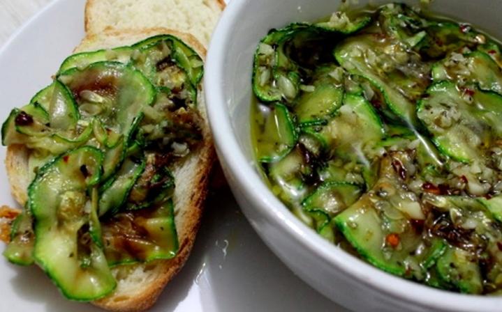 Antepasto de Abobrinha: Receita simples e deliciosa!
