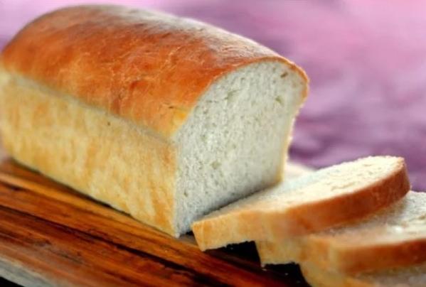 Pão caseiro de liquidificador