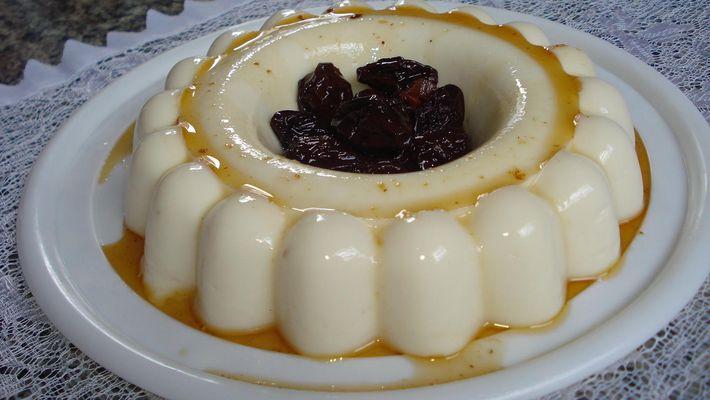 Manjar de coco prático: Sugestão pra você servir na Sobremesa!