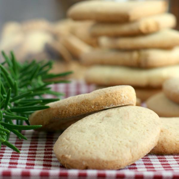 Biscoito sem glúten e sem lactose
