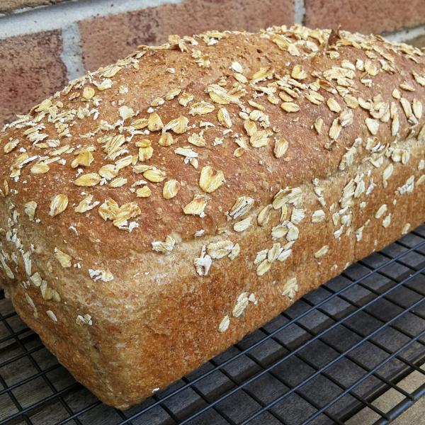Pão de Aveia e linhaça (Receita maravilhosa)
