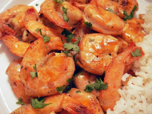 Camarão frito com alho: Receita prática e saborosa!