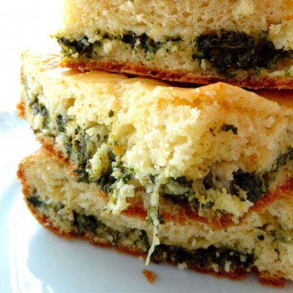 Torta de escarola de liquidificador: Receita prática e saborosa!