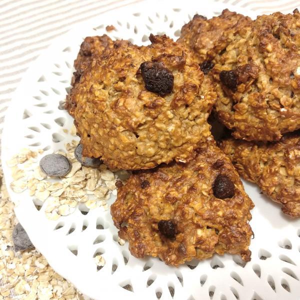Biscoito de aveia na AirFryer: Receita leve e saborosa!
