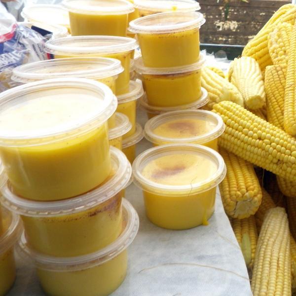 Curau de milho verde tradicional: Receita prática e saborosa!