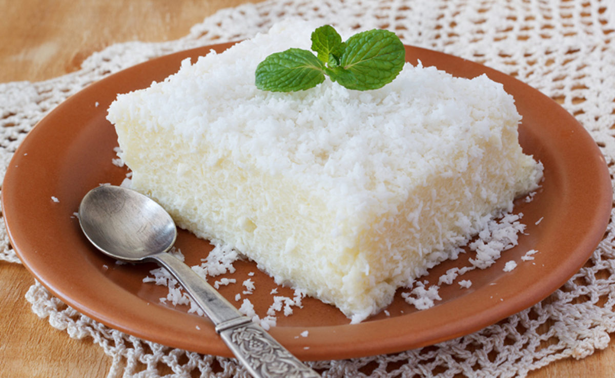 Cuscuz Doce prático: Opção perfeita pra servir na sobremesa!