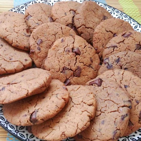 Biscoito doce de grão de bico: Receita leve e saborosa!