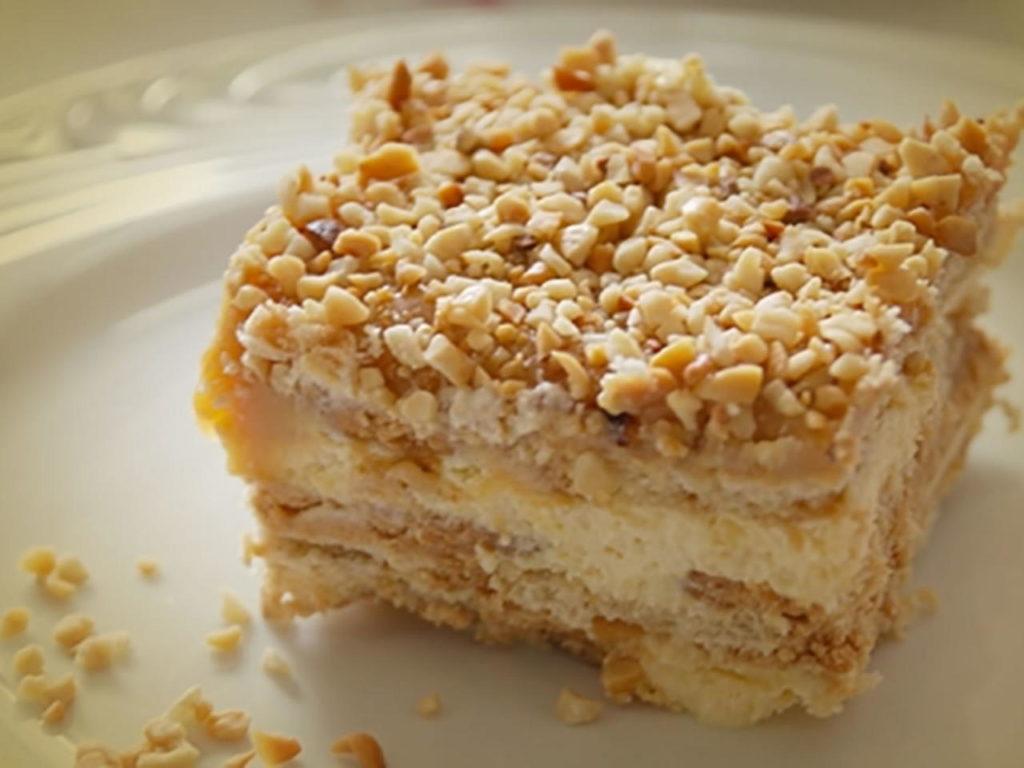 Pavê de Amendoim simples: Opção de sobremesa maravilhosa!