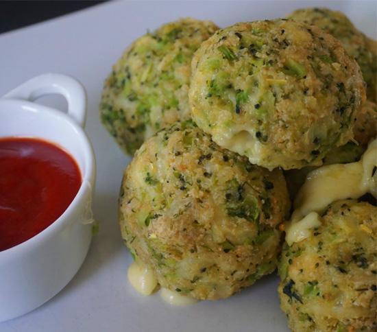 Bolinho de Brócolis: Receita saudável e saborosa!