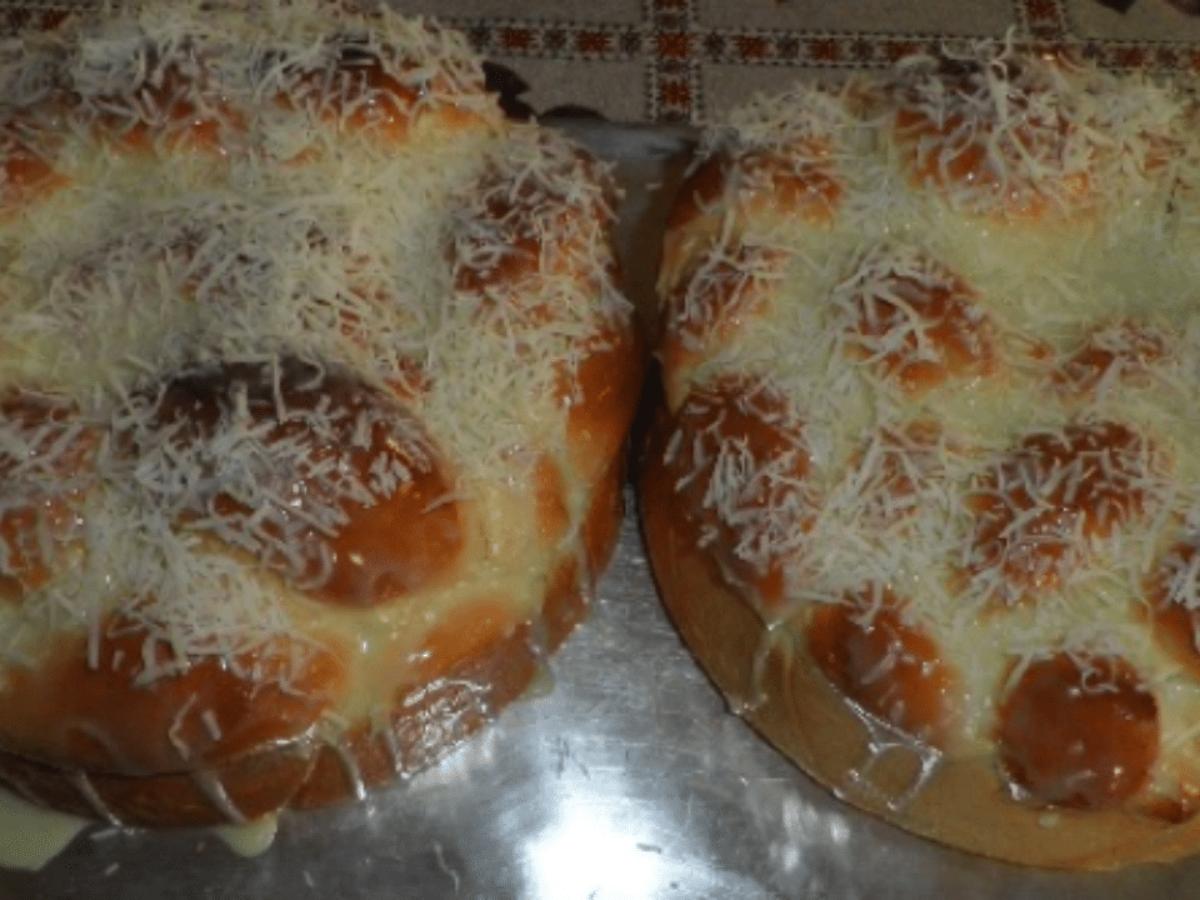 Rosca de Leite condensado com coco: Sugestão para acompanhar o Café!